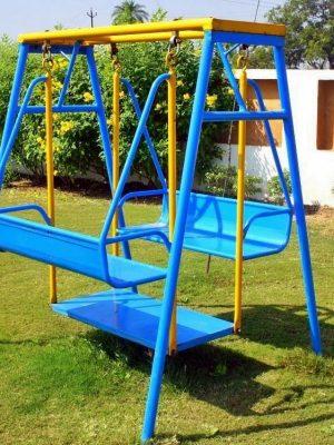 Raha Engineering Workshop's Children's Swing Outdoor Garden, Tree Swing, Rope Seat Indoor Outdoor Rides Kindergarten Playground Swing for Kids.