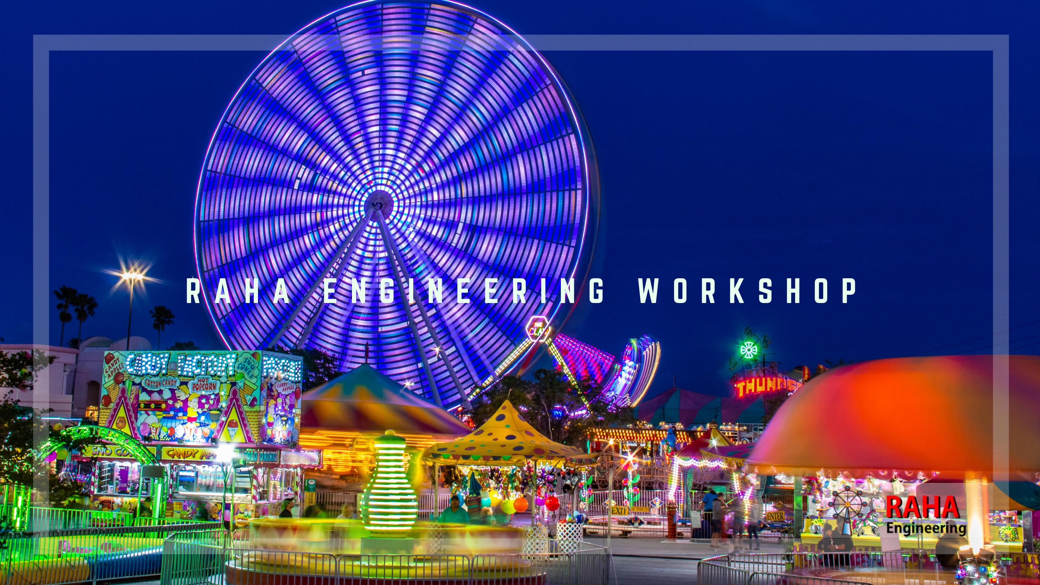 Theme Park Manufacturer in Bangladesh